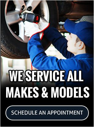 Repair & garage facilities in Preferred Sales & Service